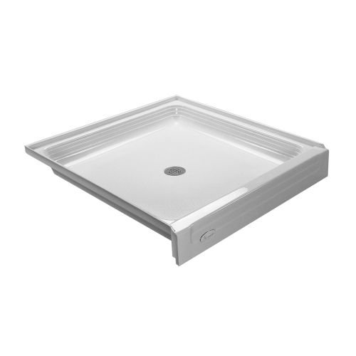 Proflo PFSB3434 Single Curb Rectangular Shower Pan (34