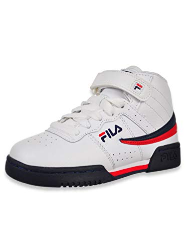 - Fila Kid's F-13 Sneakers White/Fila Navy/Fila Red 7