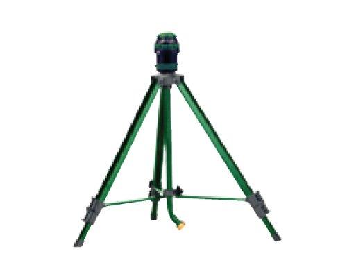 Orbit-H2O-Six-Gear-Drive-Yard-Sprinkler-on-Tripod-Green-Lawn-Watering-56208N