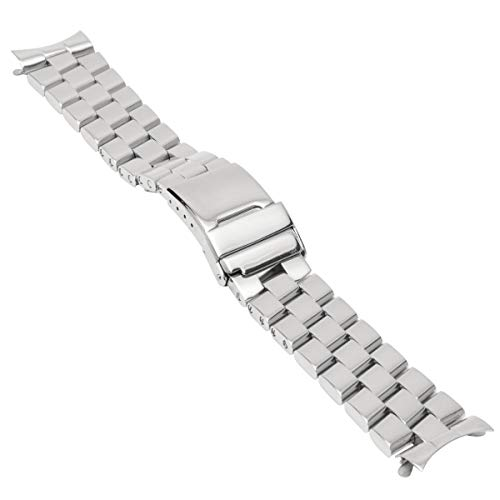 20MM Watch Band Bracelet for BREITLING SUPEROCEAN Abyss 42MM COLT Brushed CE #2 ()