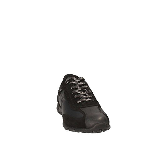 Geox D54C6A 02246 Shoes with laces Women Black uMmdK