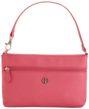 giani-bernini-womens-leather-pebbled-wristlet-handbag-pink-small