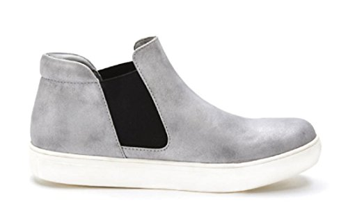 Women's Fashion Harlan Silver Sneaker Matisse qHSnFTUF