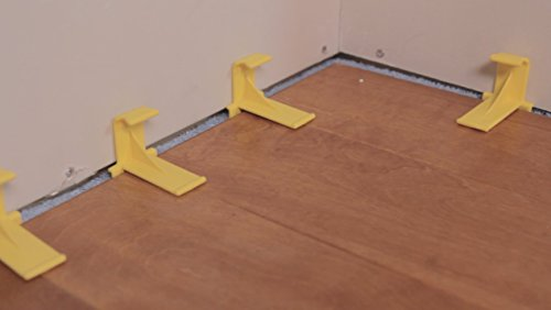 how to use laminate spacers