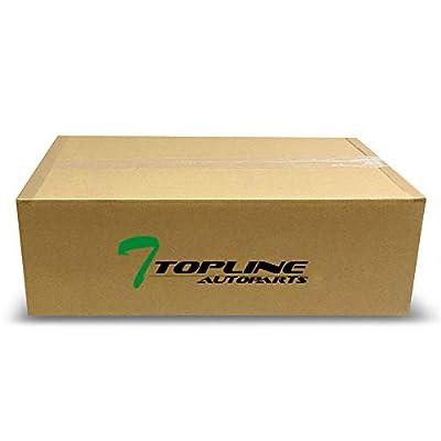 Topline Autopart Black Mesh Front Hood Bumper Grill Grille ABS For 94-01 Dodge Ram 1500/94-02 2500/3500: Automotive