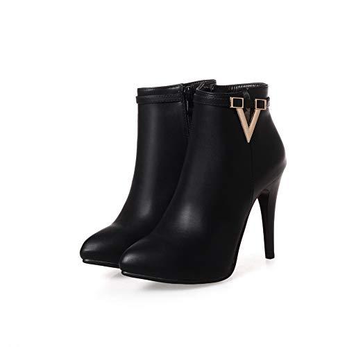 5 Femme Balamasa Sandales Compensées Abl11311 36 Noir Noir xff7OHwn0