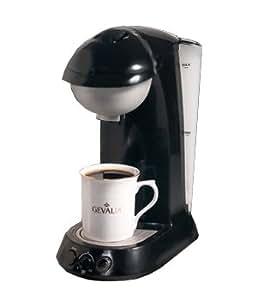 Gevalia Coffee & Tea Pod Brewer, Black