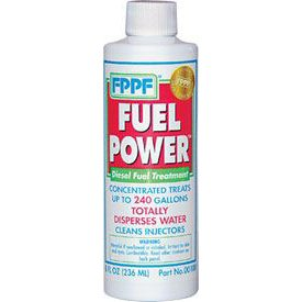 24 FPPF Fuel Power Diesel Fuel Treatment #90100 by GPD