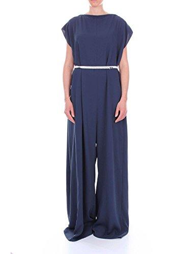 Damen Maison Kleid S32FP0064S37977 Margiela Langes Blau MM6 HgXvqwv