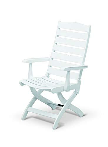 Kettler Caribic High-Back Chair