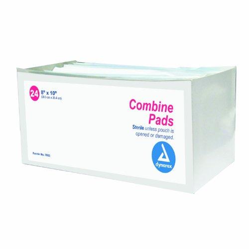 Combine Sterile Pad, 8