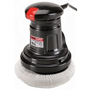 "Drill Master 120 Volt 6"" Compact Palm Polisher"