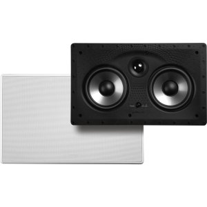 Series Center Mount - Polk Audio 255C-RT In-wall / In-ceiling center channel speaker