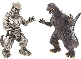 Godzilla 97910 DeluxeLarge Vinyl Figure Assortment, ()