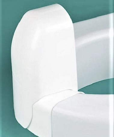 Super Splash Guard Toilet Seat Directs Urine Home Care Disability Elevated Ibusinesslaw Wood Chair Design Ideas Ibusinesslaworg
