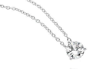 pendentif diamant 0.2 carat