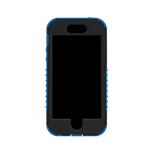 TRIDENT - Étuis - Kraken Cyclops Case Bleu - Etui antichocs pour iPhone 5