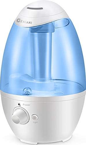 Ultrasonic Cool Mist Humidifier Humidifiers product image