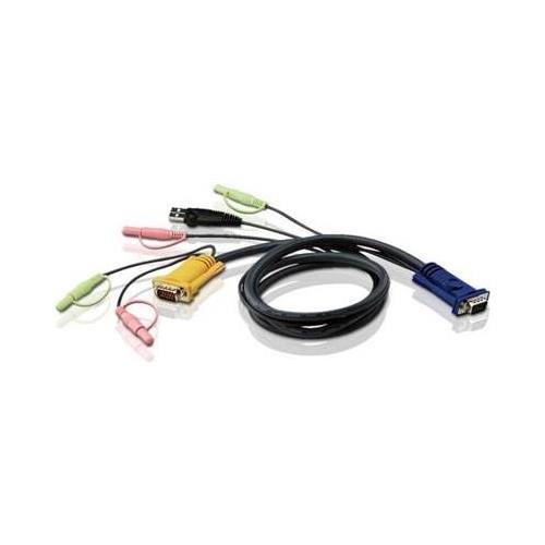 Aten Corp 10 Usb Kvm Cable (2l5303u) -