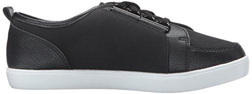 Nautica Womens Lubec Fashion Sneaker Noir