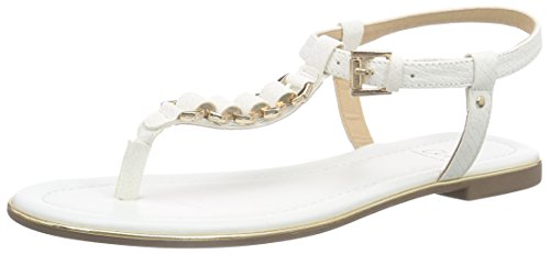 Another Pair of Shoes Sandra K1 - Chanclas para Mujer Blanco (White 04)