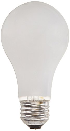GE Lighting 41028 60-Watt A19, Soft White, (White Incandescent Ge Light Bulb)