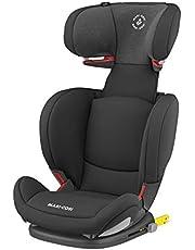Maxi-Cosi Rodifix Airprotect Kinderstoel, Stoelverhoger, Isofix, Extra Bescherming, Vanaf 3.5 tot 12 Jaar, 15-36 Kg, 51 x 49 x 63.5 Cm, Zwart