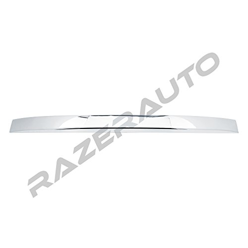 Razer Auto CHROME REAR DOOR MOLDING W/CHEROKEE SIGNATURE for 05-10 JEEP GRAND CHEROKEE