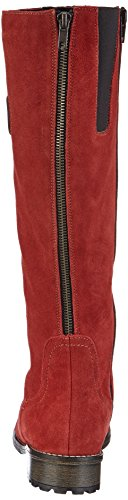 Boots Remonte Womens Red Mohn 14 Remonte wTz4qpn