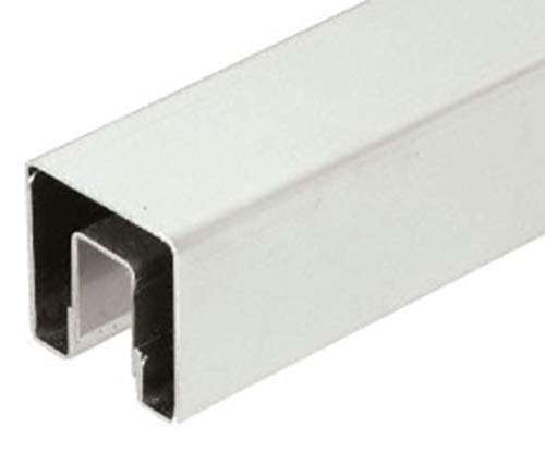 (C.R. LAURENCE GRS25BS CRL Brushed Stainless 2-1/2