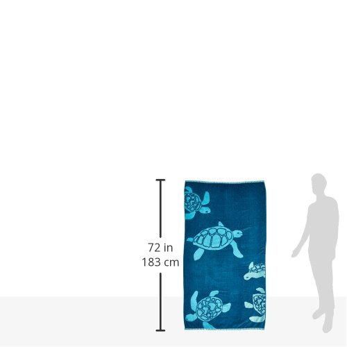 Northpoint Beach Towel - size