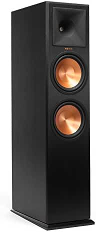 Klipsch Reference RP-280F Premiere Surround Floorstanding Home Speaker, 1 Piece, Ebony