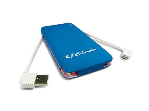 Schumacher SL44 4200mAh Blue Lithium Ion Fuel Pack (Schumacher Battery Charger 1 Amp)