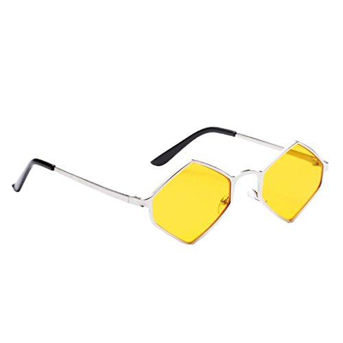 Estilo Estilo 3 Chico Gafas de Magideal Moda de Mujer Duradero 5 Moda Chicas de Sol Accesorios de OqZCwfR