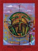 Black History Month Poster The African Diaspora B5D