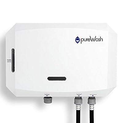 pureWash PRO by GreenTech | Supercharge your Washing Machine