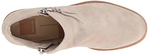 Vita Dolce Women's Light Grey Sutton Suede Ankle Bootie vwpq7C