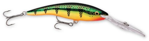 Rapala Deep Tail Dancer 09 Fishing lure, 3.5-Inch, Flash Perch Review