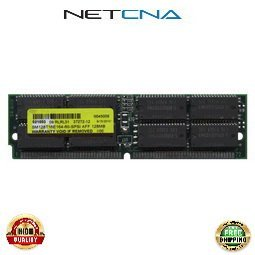 KONICA-AFF 128MB Konica/Minolta/QMS 72pin EDO SIMM 100% Compatible memory by NETCNA - Memory 128 Simm Mb