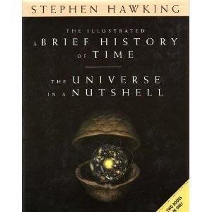 The Illustrated A Brief History of Time / The Universe in a Nutshell - Two Books in One cover