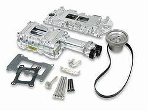Weiand 6500-1 142 Pro-Street Supercharger Kit Pontiac Bonneville Supercharger