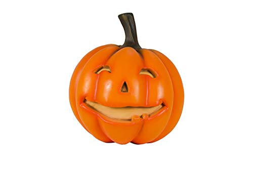Ky & Co YesKela Pumpkin with Smiley Face -