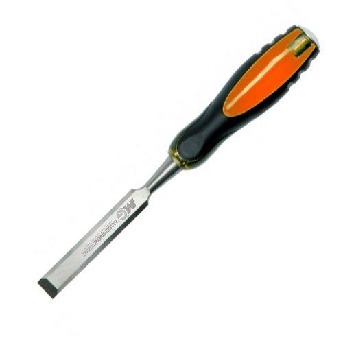 22 mm Stechbeitel Stemmeisen Stecheisen in stabiler Gewerbeausfü hrung, schlagfest, DIN5139 Maschinengigant