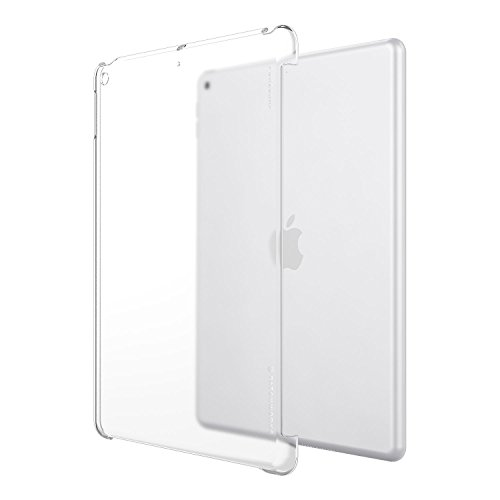 Smart Cover Back Cover (Patchworks Pure Snap Case for iPad 9.7 inch (2017) - Clear Hard Polycarbonate Transparent back cover case for Smart Cover Smart Keyboard (iPad 9.7