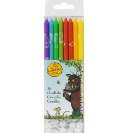 The Gruffalo Party Candles x 16