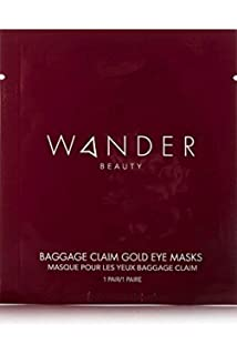 Wander Beauty Baggage Claim Eye Masks