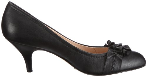 Buffalo Klassische 106533 Pumps Damen LEATHER KID 107 1079 4 London Rq8RrUf