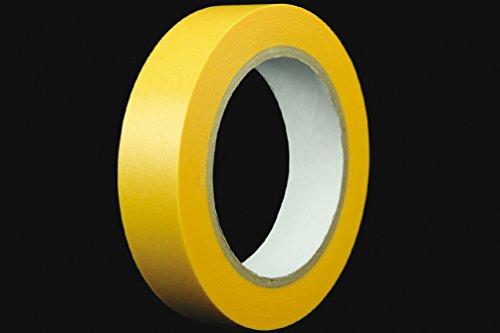 Colorus Goldband Fine Line 25 mm PROFI 50 m UV 30 Soft Tape Lack Lasur Farben Abdeckband UV Klebeband Abklebeband Papierband