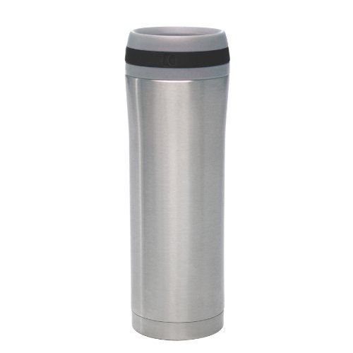Chantal SL92-T BK Stainless Steel by Chantal Travel Mug, 15-Ounce by -