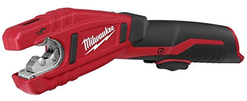 Automatic Pipe Cutter - Milwaukee 2471-20 M12 Tube Cutter Tool Only